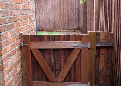 York St Garden - new gate 2